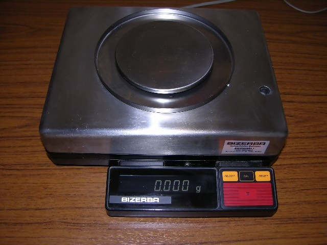 SATORIUS BIZERBA Type I 2000 Precision Scale