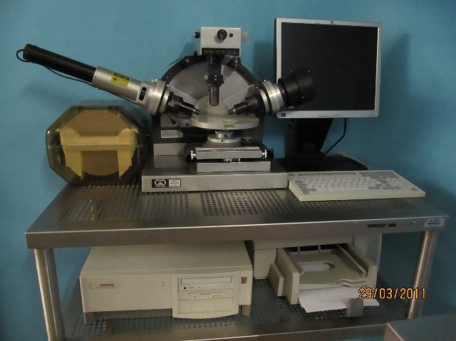 GAERTNER L116-C8 Variable Angle Ellipsometer
