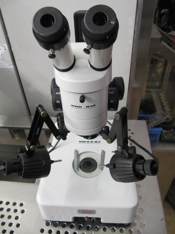 WILD M3Z Zoom Inspection Microscope
